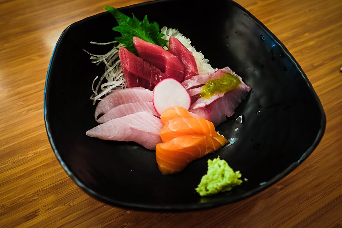 """""""Sashimi"""" Austin, 2018"""