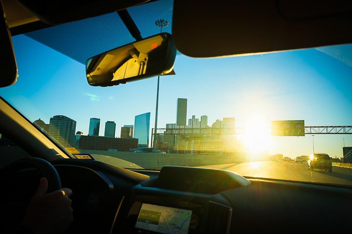 """""""Houston Sunset"""" Houston, 2018"""