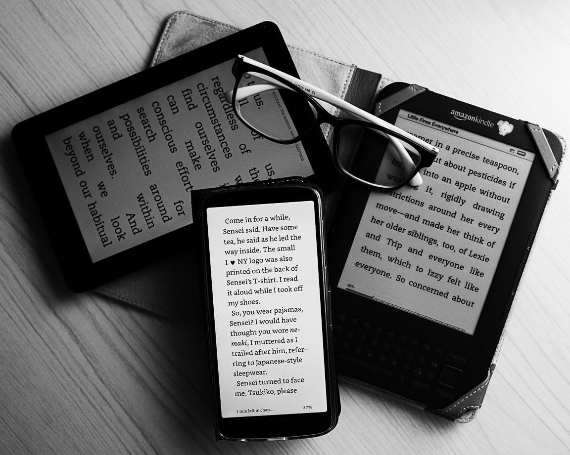 """""""Kindles"""" Cedar Park, 2018"""