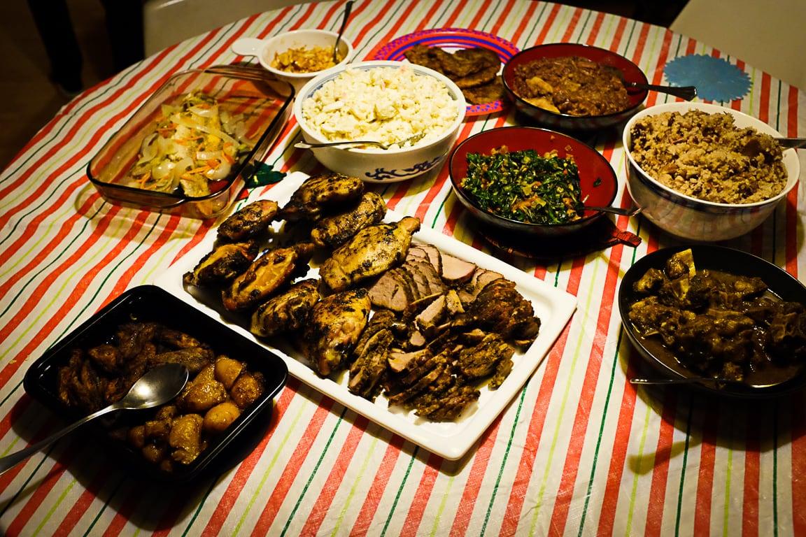 """Jamaican Food"" Torrance, 2018"