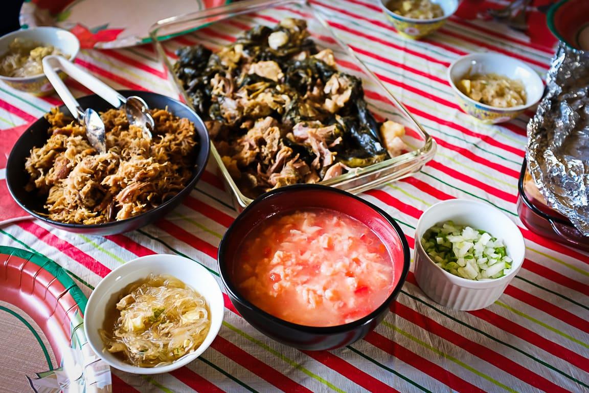"""""""Hawaiian Feast"""" Torrance, 2018"""