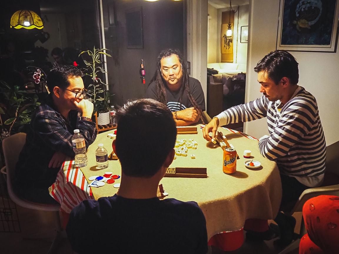 """""""Mahjong"""" Torrance, 2018"""