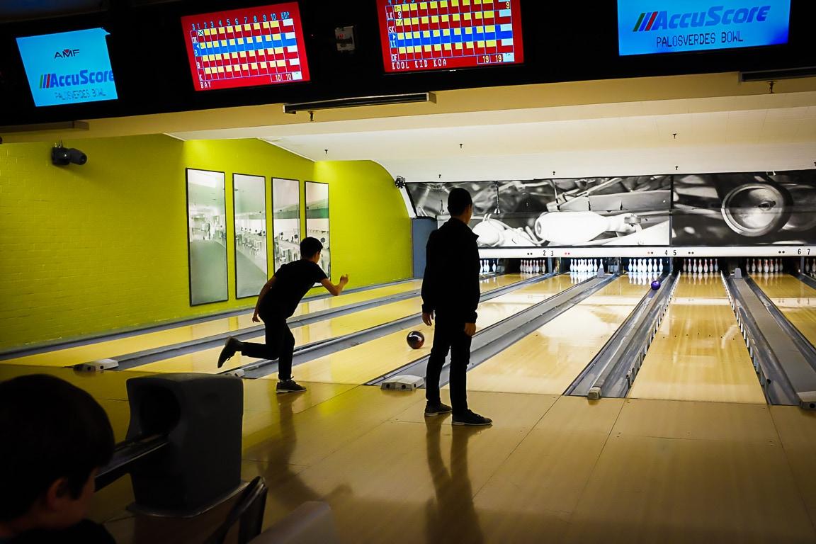 """""""Lets Bowl!"""" Torrance, 2018"""
