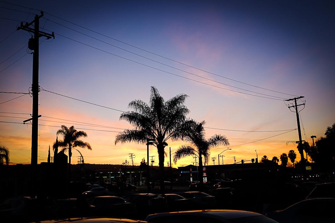 """Sunset"" Torrance, 2018"