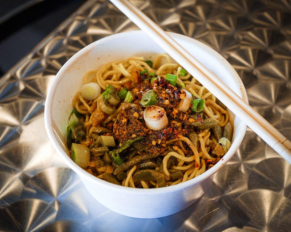 """Hot Dry Noodles"" Houston, 2019"