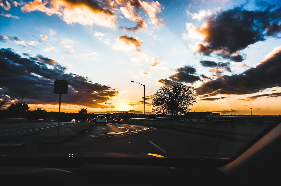 """Sunset"" Cedar Park, 2019"