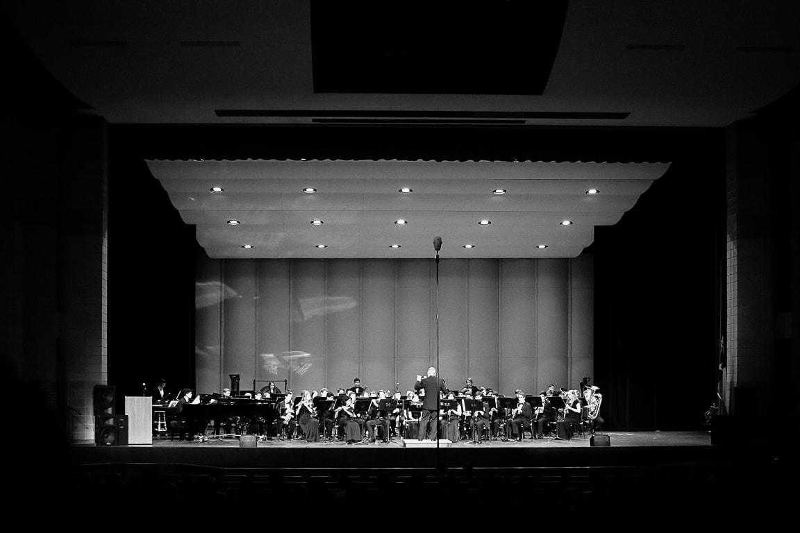 """""""TMEA Concert"""" Cedar Park, 2019"""