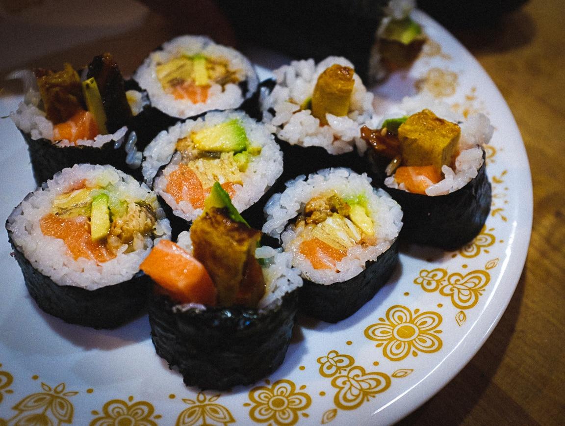 """Sushi"" Cedar Park, 2019"
