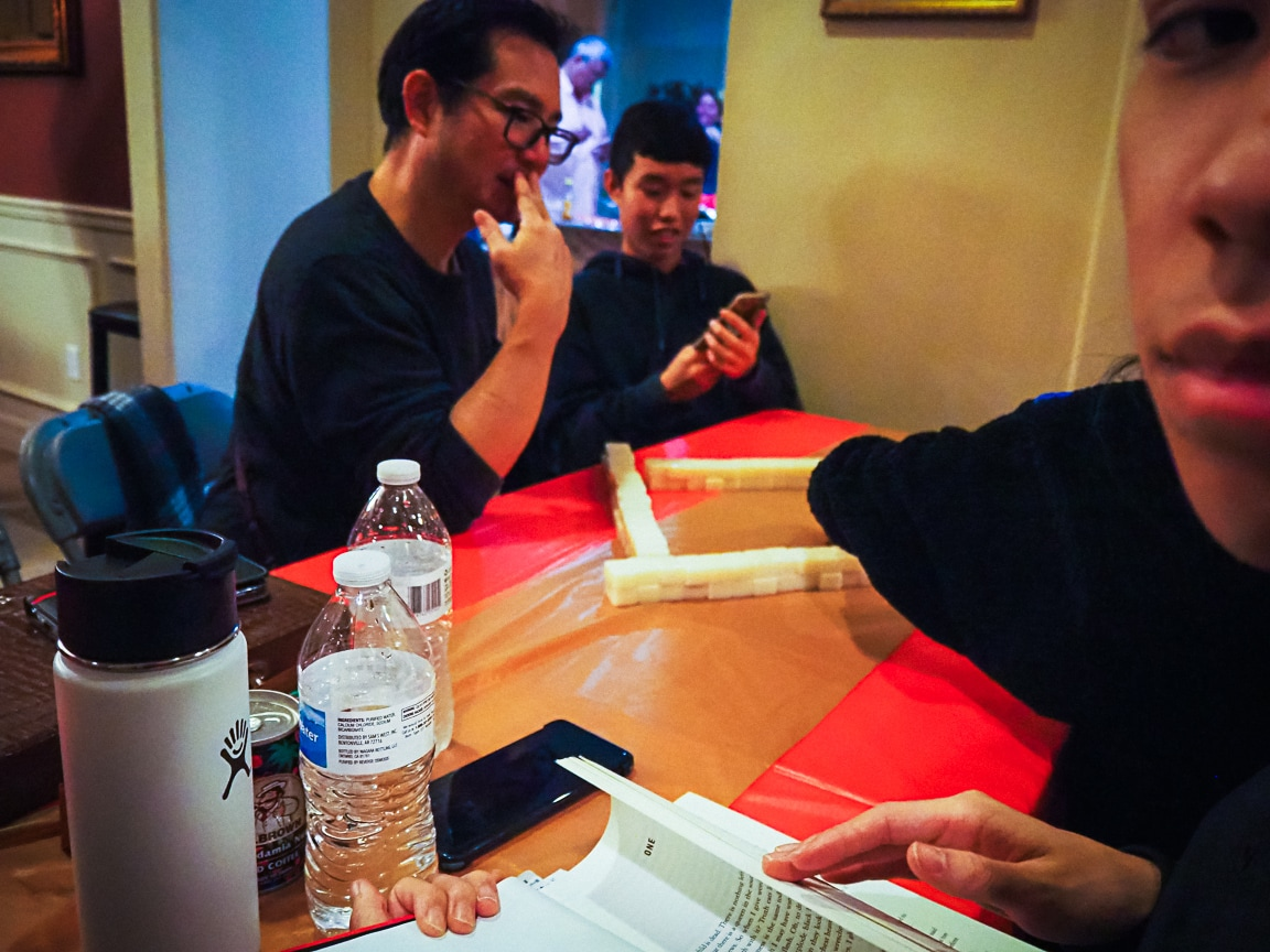 """Mahjong Time"" San Antonio, 2019"