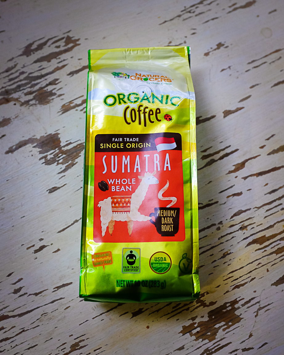 """Sumatran Coffee"" Cedar Park, 2019"