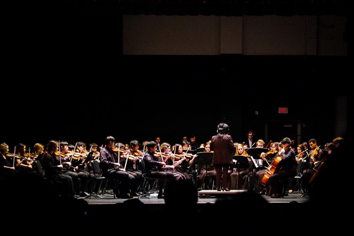 """Austin Youth Orchestra"" Austin, 2019"
