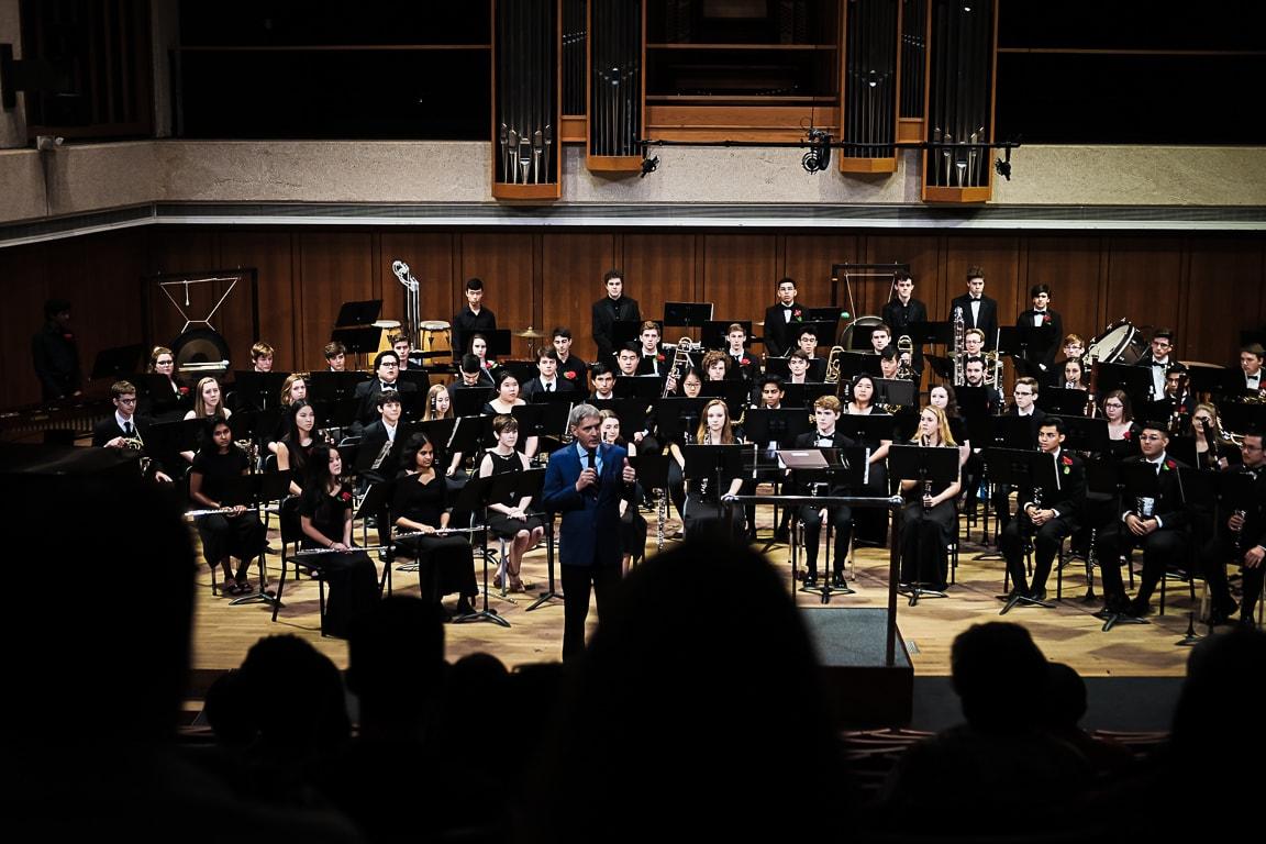 """""""Wind Symphony"""" Austin, 2019"""