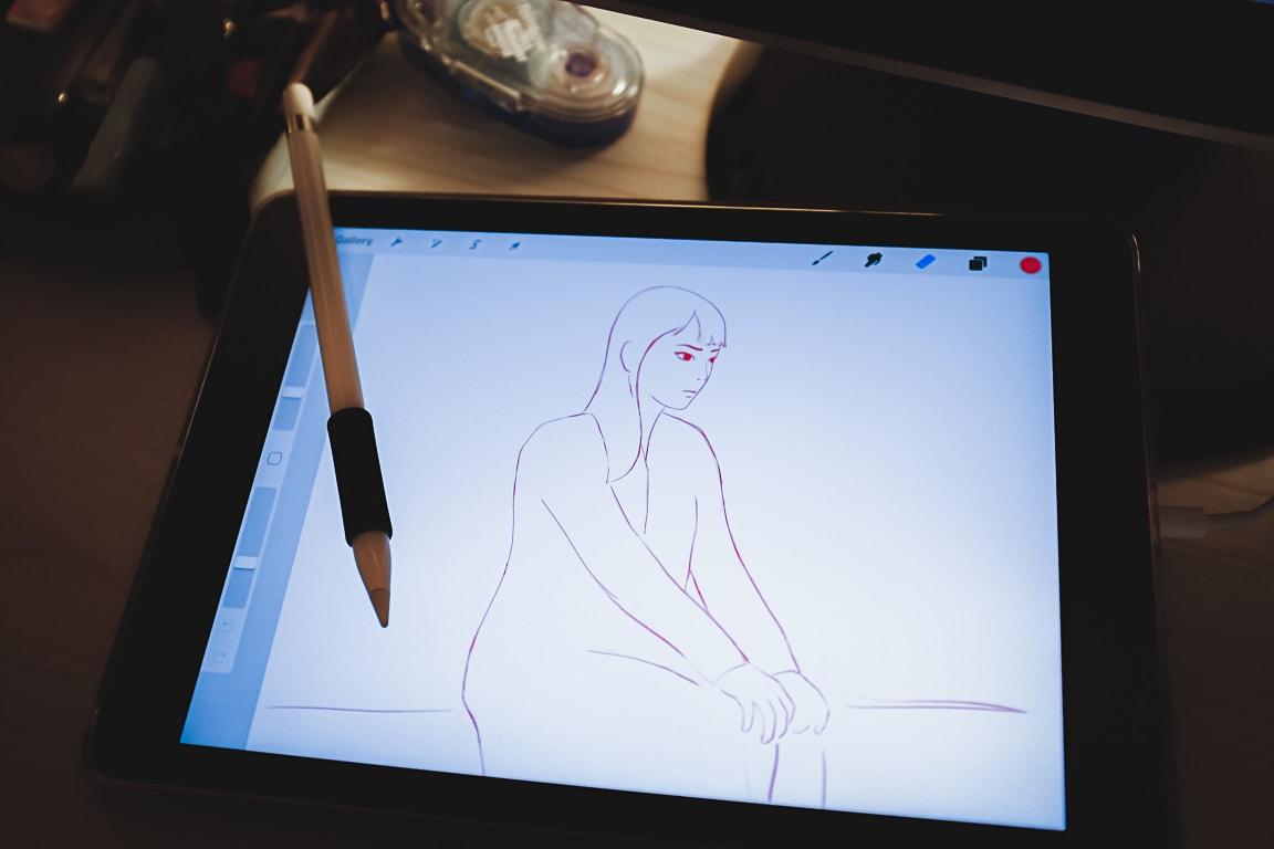 """""""Sketchpad"""" Cedar Park, 2019"""