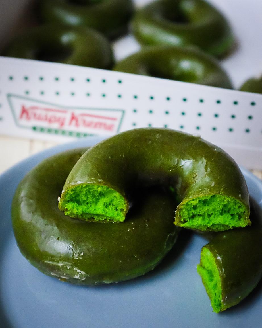 """""""Green Donuts"""" Cedar Park, 2019"""