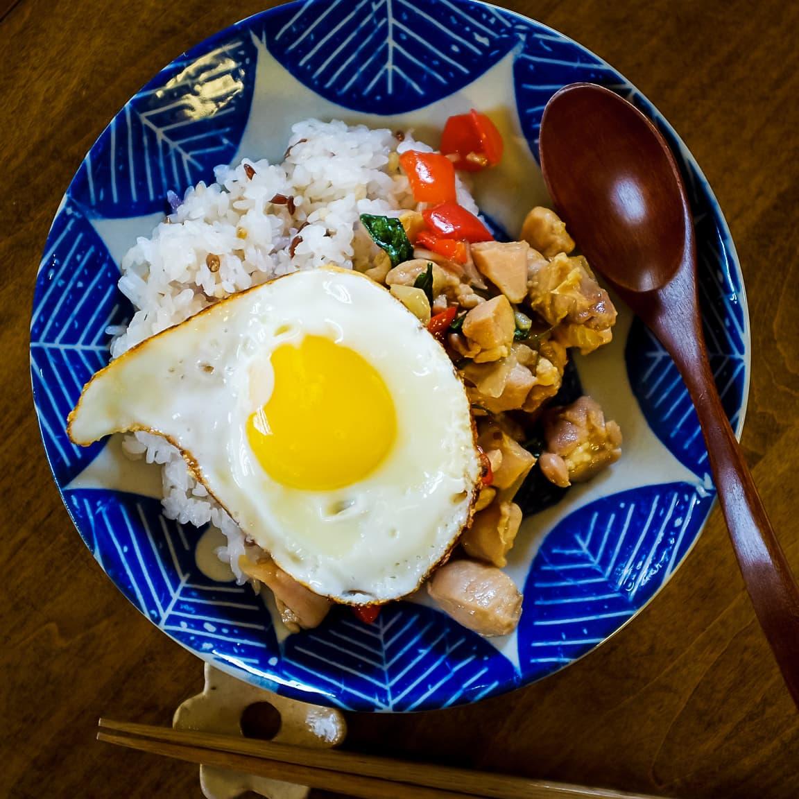 """""""Thai-style Chicken"""" Cedar Park, 2019"""