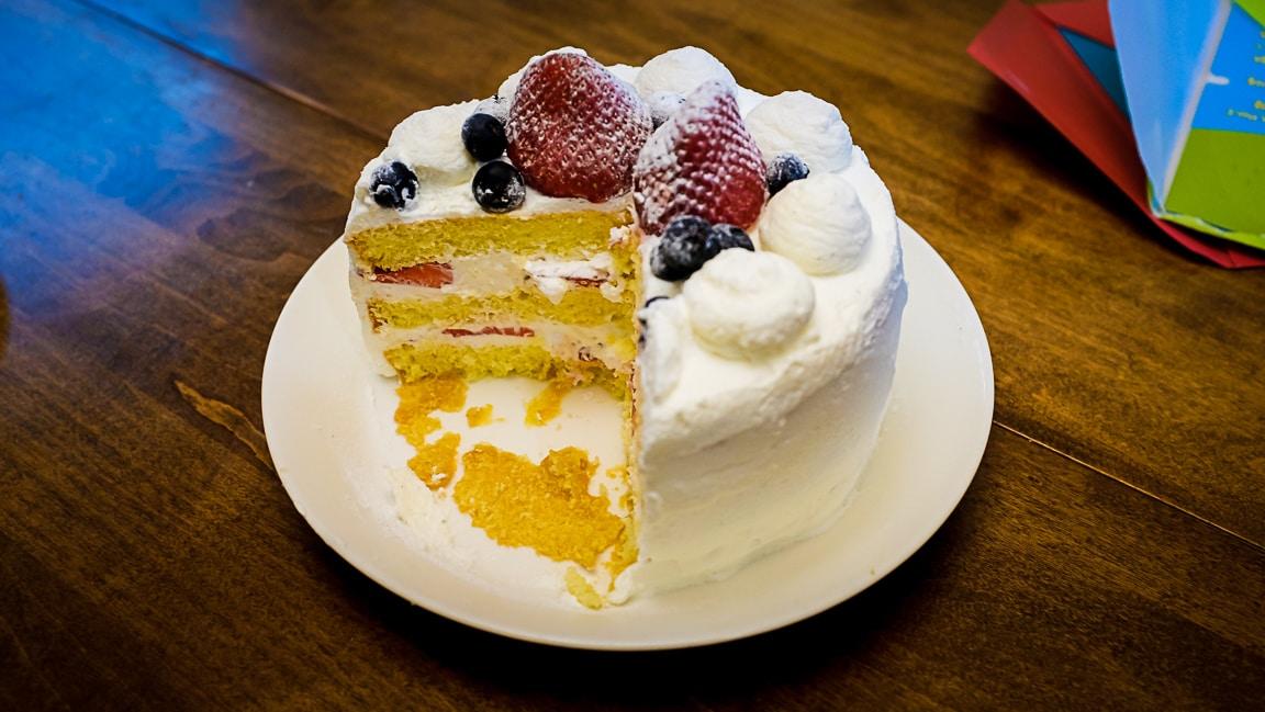 """Birthday Cake"" Cedar Park, 2019"