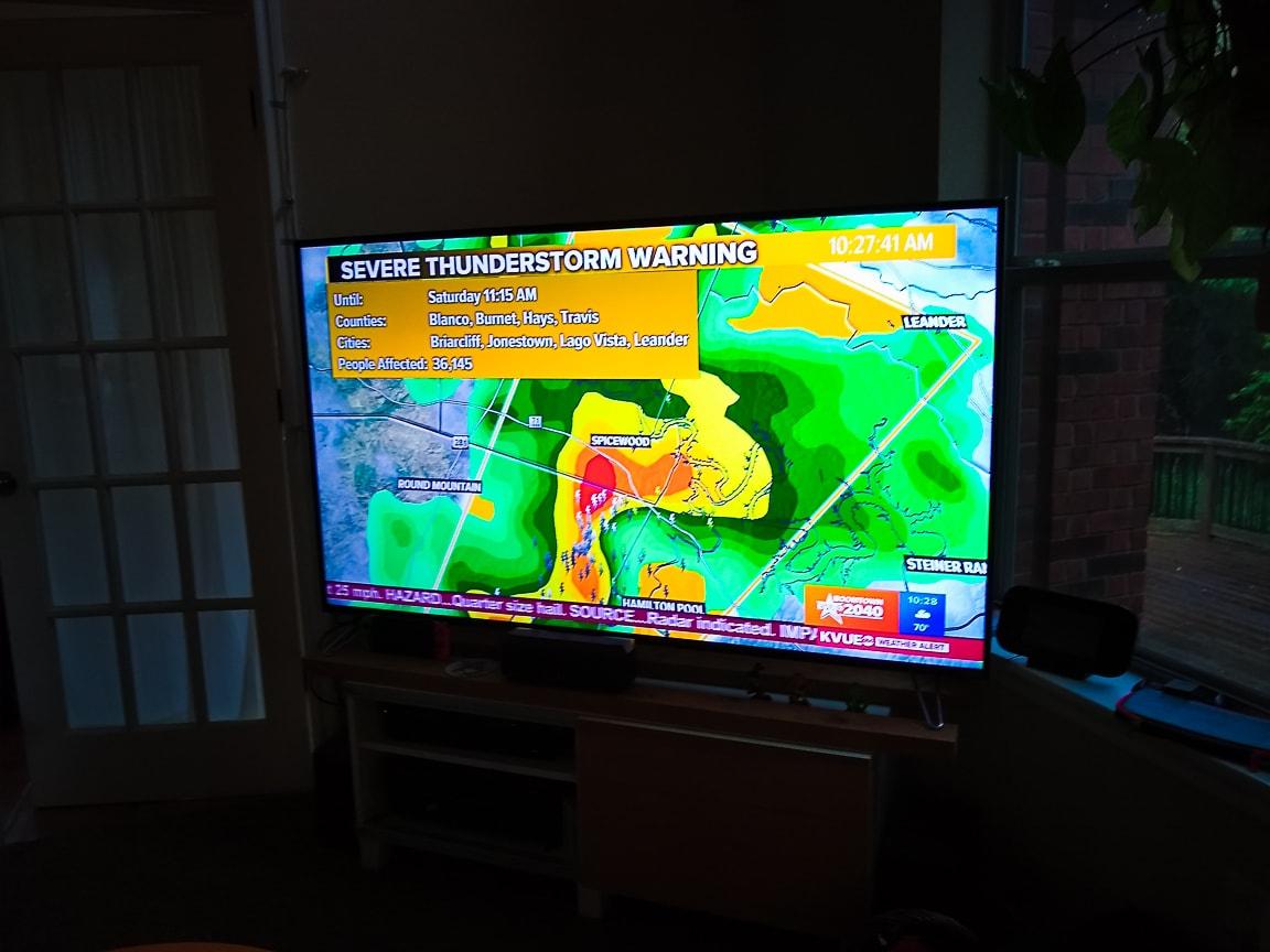 """""""Severe Weather"""" Cedar Park, 2019"""