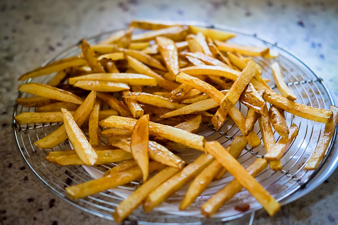 """Homemade Fries"" Cedar Park, 2019"