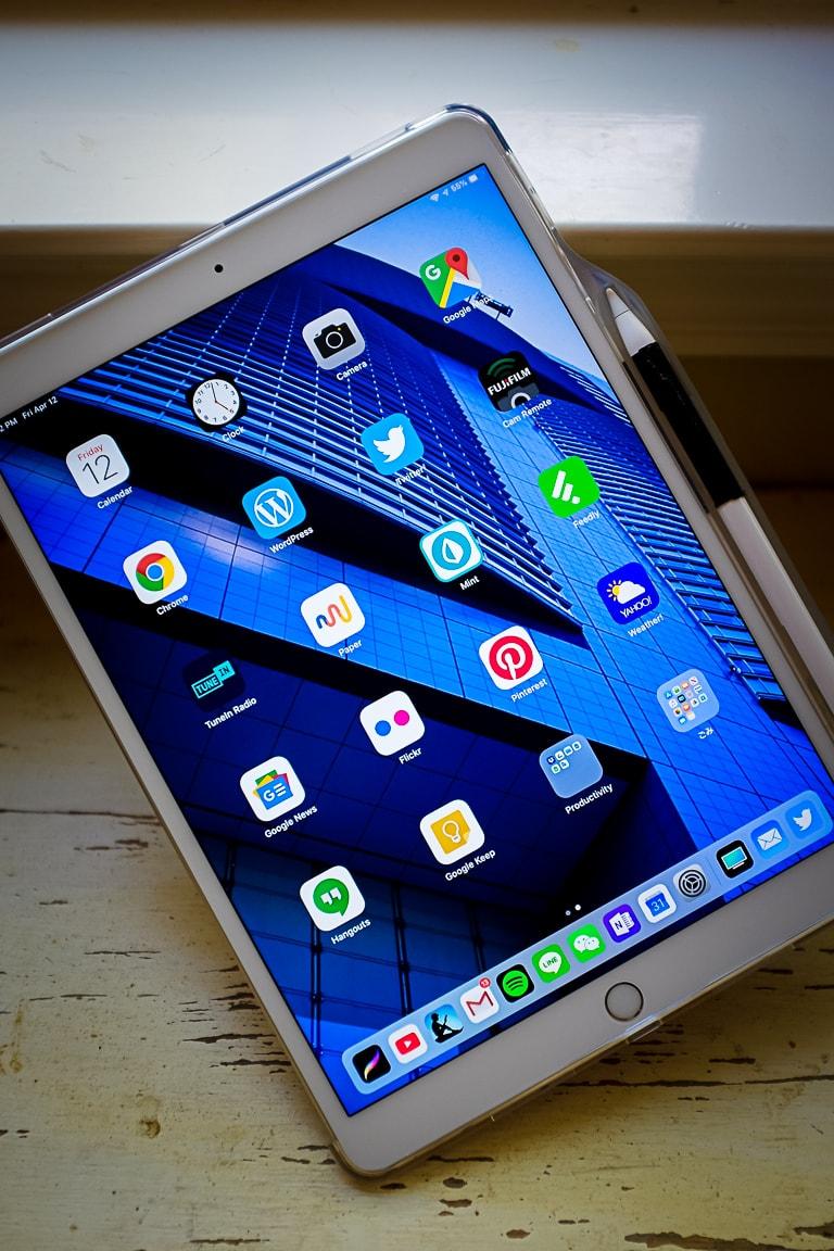 """""""iPad Air"""" Cedar Park, 2019"""
