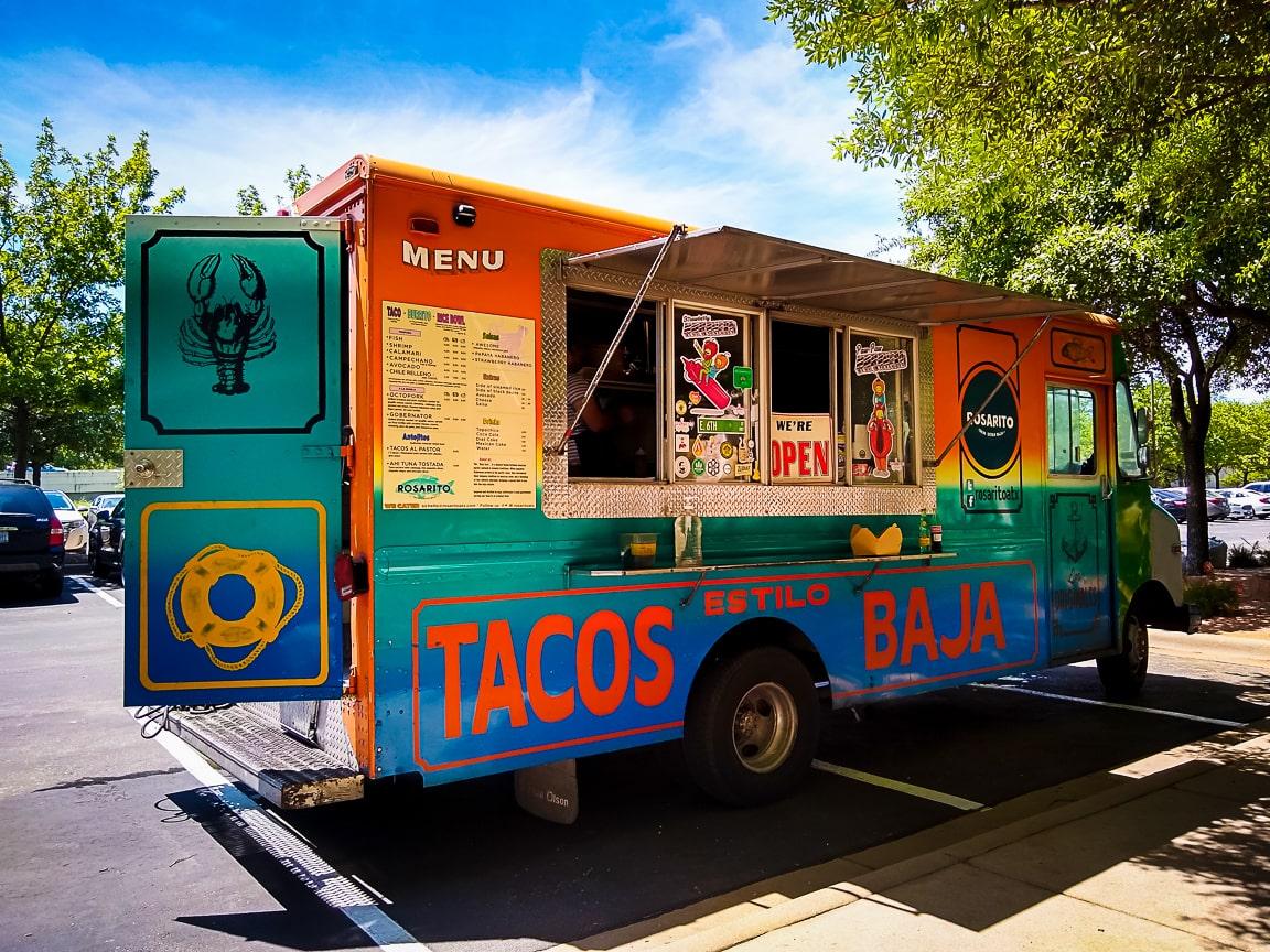 """Taco Truck"" Austin, 2019"