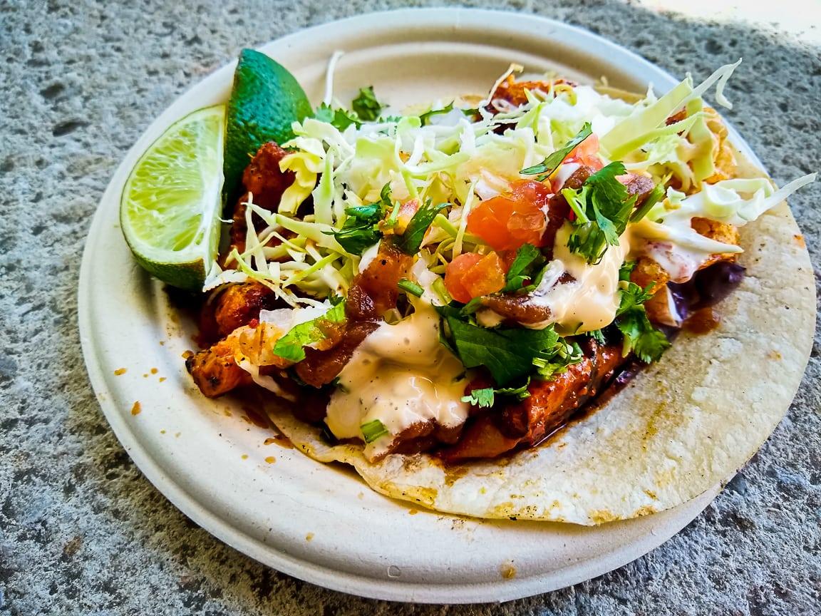 """Octopus Taco"" Austin, 2019"