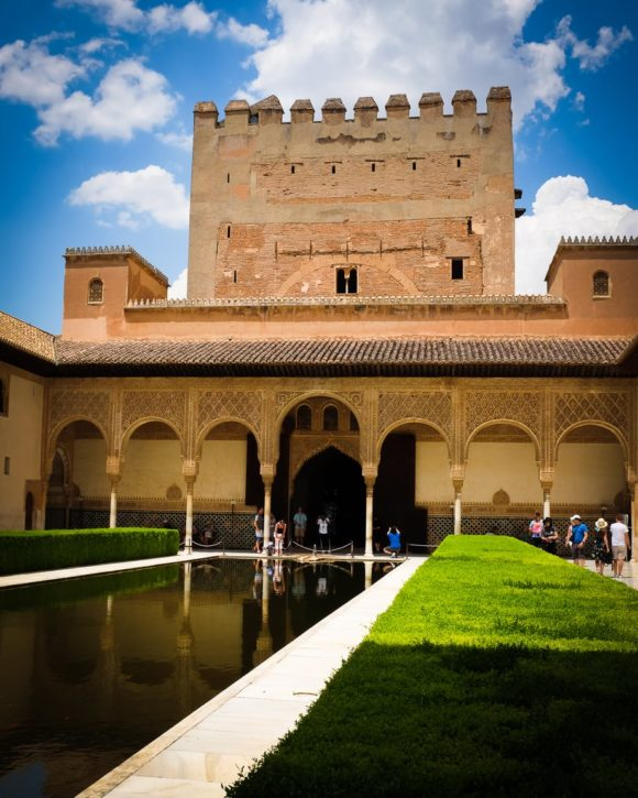 """""""The Alhambra"""" Granada, 2017"""