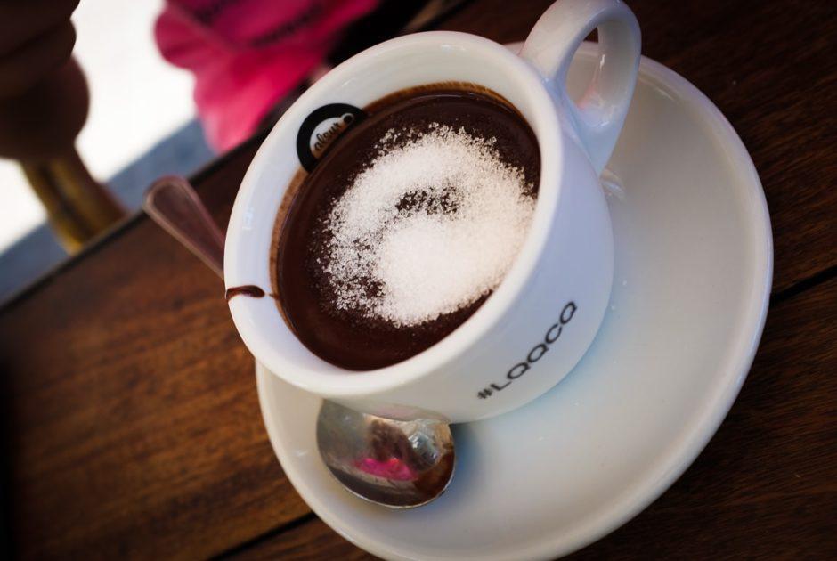 """Hot Chocolate"" Barcelona, 2017"