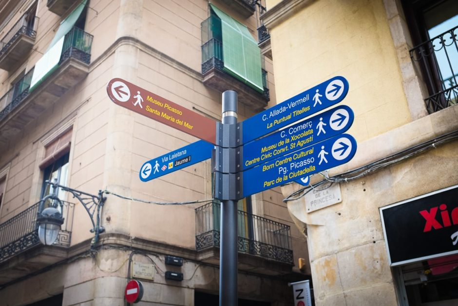 """The Streets"" Barcelona, 2017"