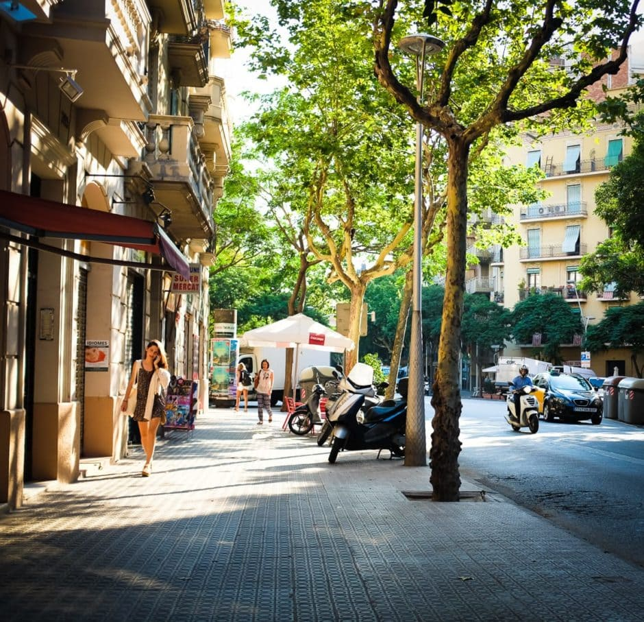 """Barcelona Streets"" Barcelona, 2017"