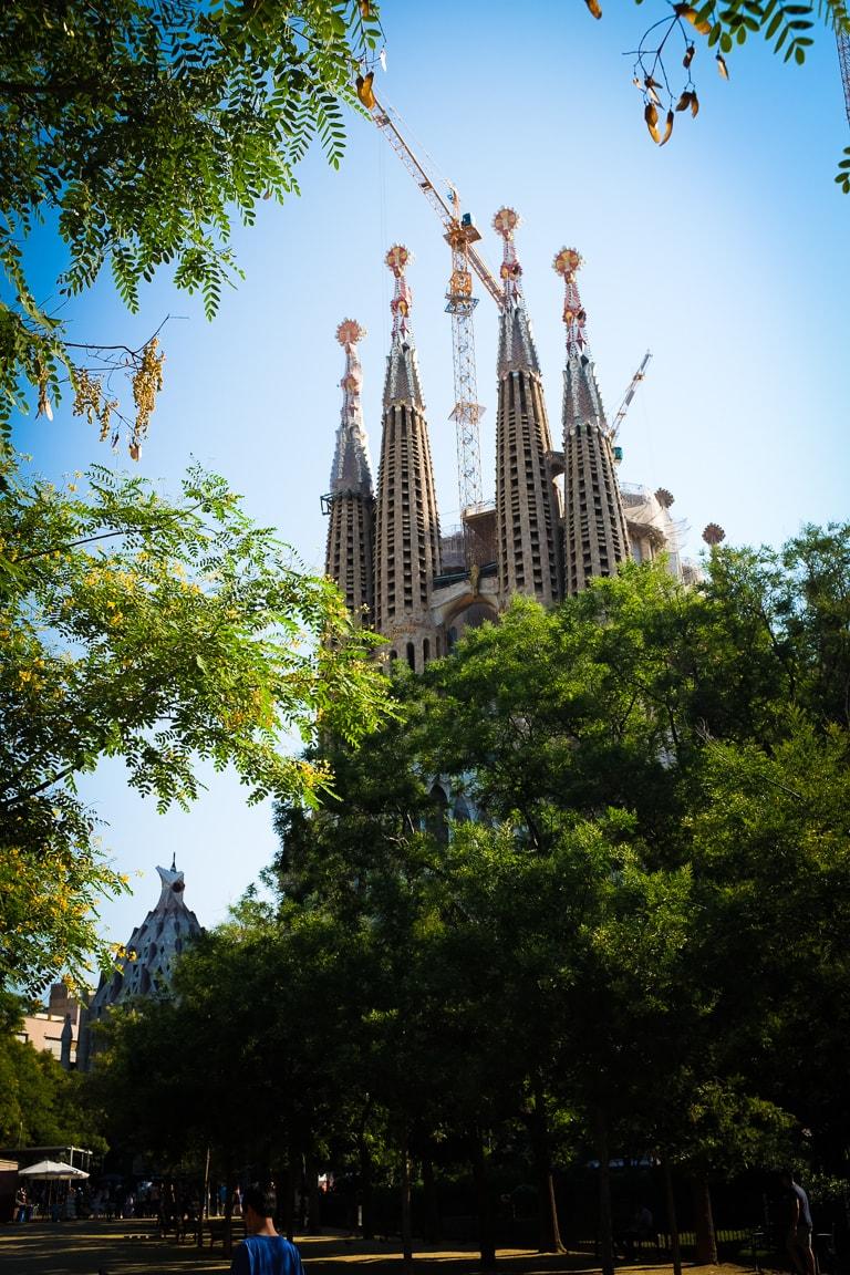 """""""La Sagrada Famila"""" Barcelona, 2017"""