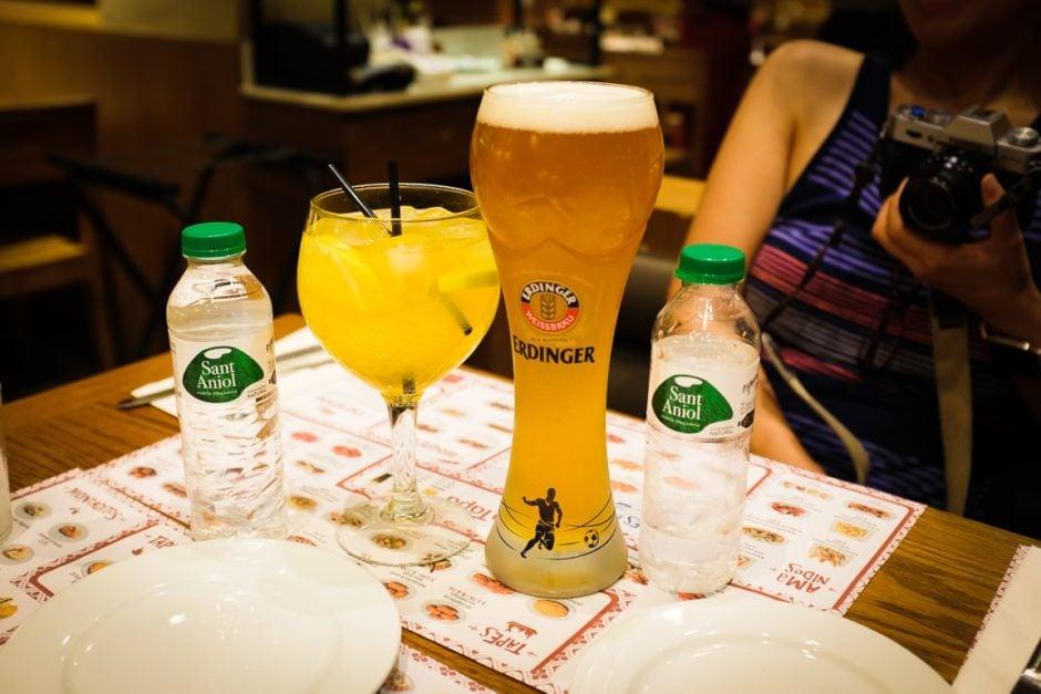 """Refreshments"" Barcelona, 2017"