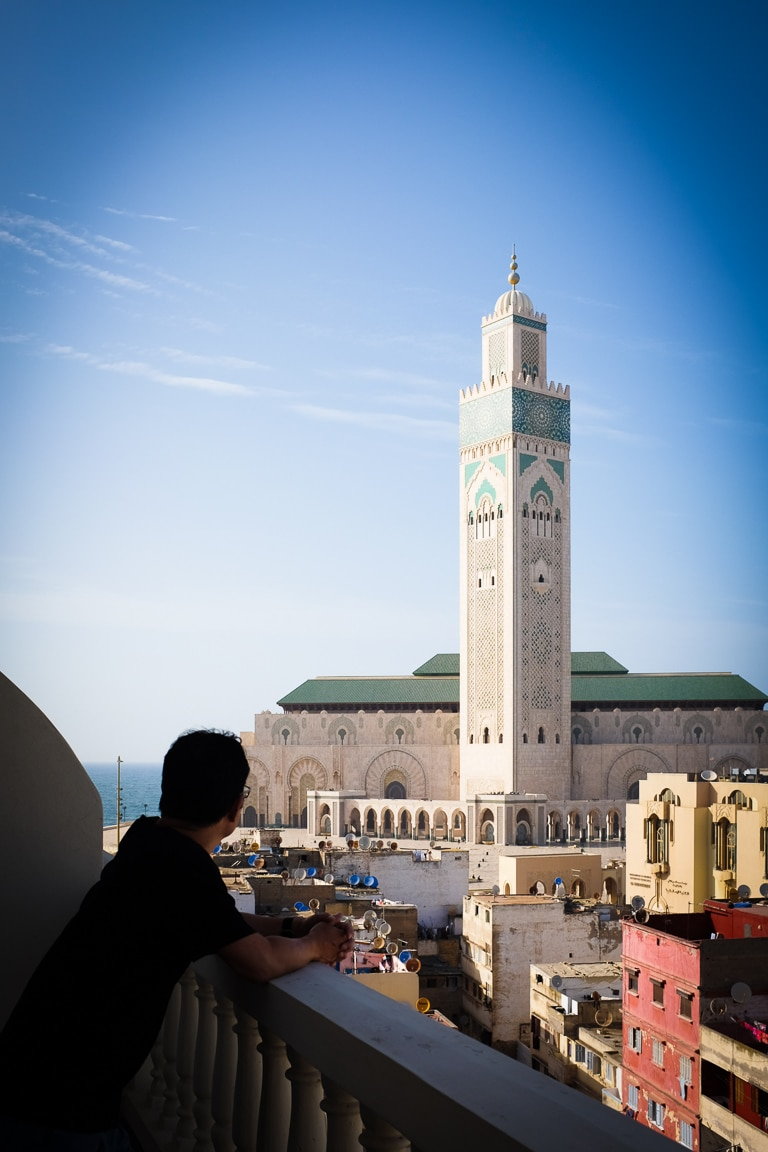 """""""Hassan II Mosque"""" Casablanca, 2017"""