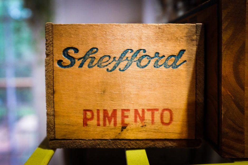 """""""Shefford Pimento"""" Cedar Park, 2017"""