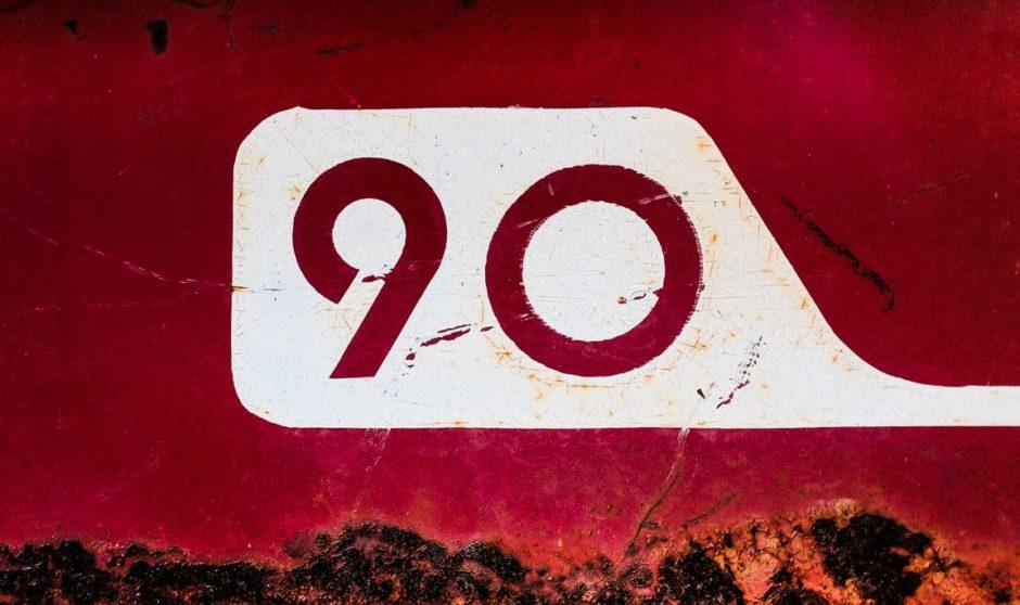 """Red 90"" Cedar Park, 2017"