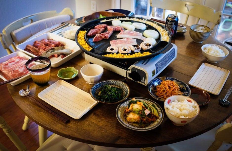 """Korean BBQ"" Cedar Park, 2017"