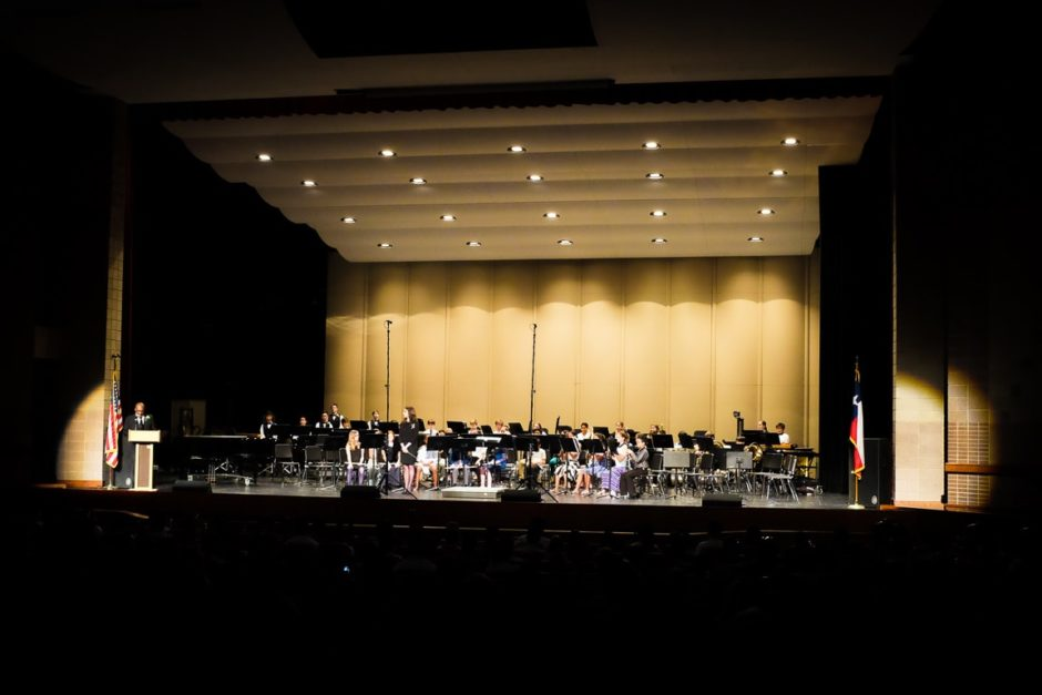 """Final Concert of the Year"" Cedar Park, 2017"