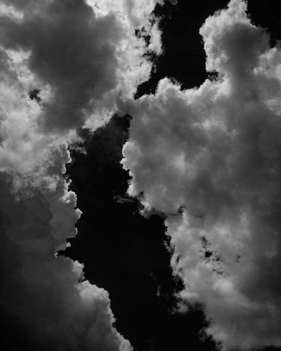 """Black Sky"" Austin, 2017"