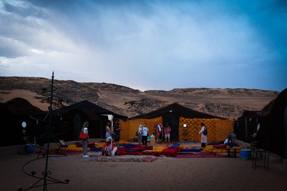 """Berber Camp"" Zagora, 2017"