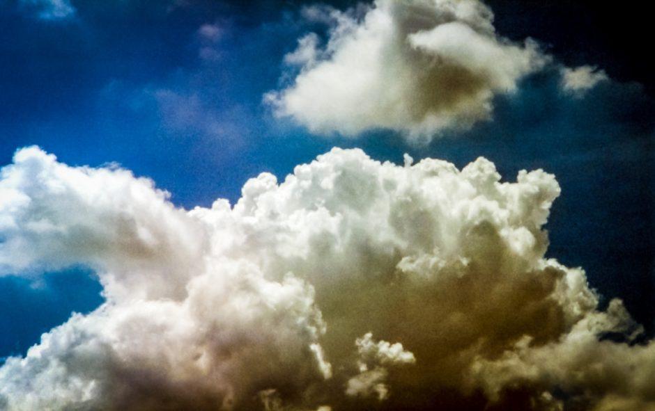 """Cloudy"" Tokyo, 1998"