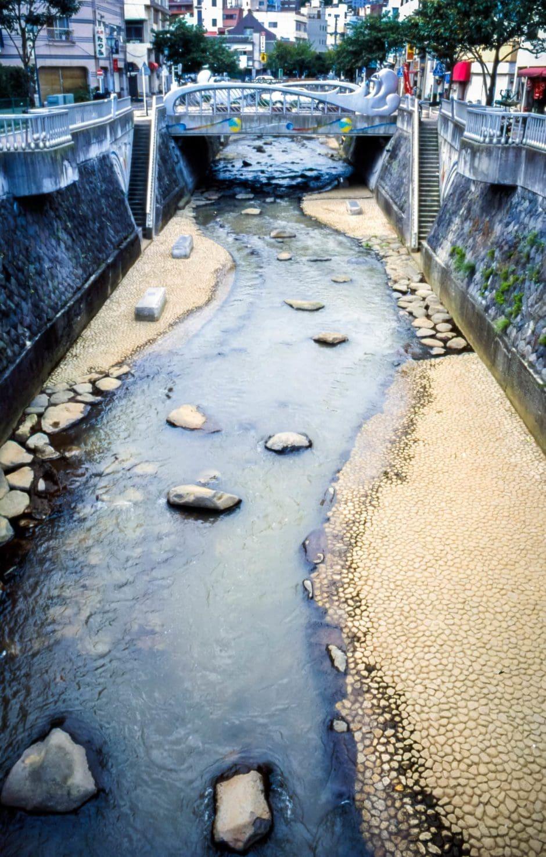 """City Stream"" Atami, 1998"