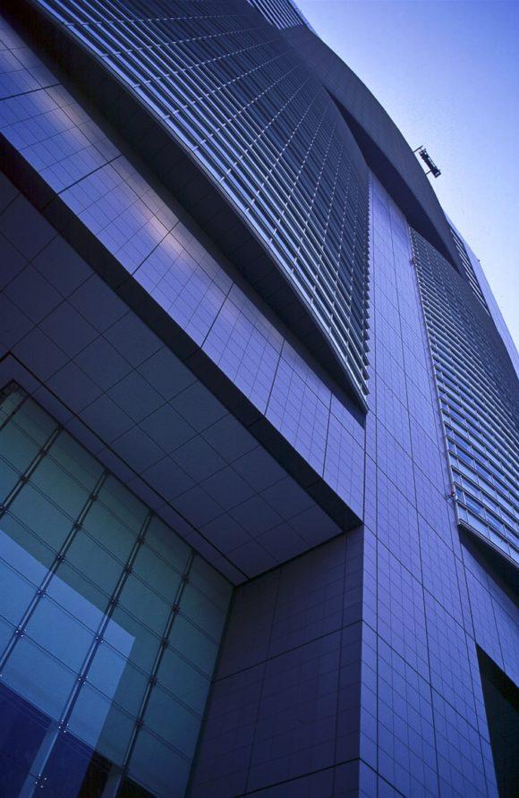 """""""Shinjuku Skyscraper"""" Tokyo, 1997"""